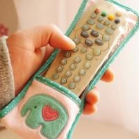 tempat/cover/pelindung remote/remot TV, AC, DVD - HHM008
