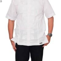 Baju Koko Anadha BK497 by Albatar Lengan Pendek Bordir