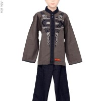 Baju Koko Anak BML 1095 Lengan Panjang ( 1- 6 )