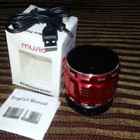 Speaker Mini Bluetooth Canggih