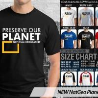 Ocean Seven Shirt - NEW Nat Geo Planet 1 CR