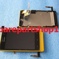 harga LCD SONY EXPERIA GO FULLSET Tokopedia.com