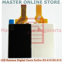 LCD Kamera Casio Exilim EX-S10 EX-S12 Replacement Part Screen Harga