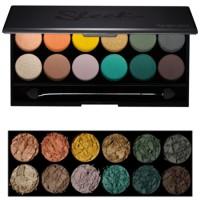 Sleek I-Divine Eyeshadow Palette Del Mar Vol II Make Up Eye shadow