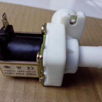Water inlet valve, klep kran otomatis cocok mesin cuci Sanyo