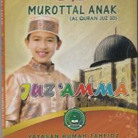 DVD MURATAL ANAK JUZ 30