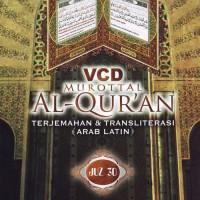 Murottal AL-Qur'an Syaikh Abdurrahman As-Sudais (VCD)