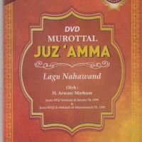 DVD MUROTAL JUZ AMMA - LAGU NAHAWAND (DVD)