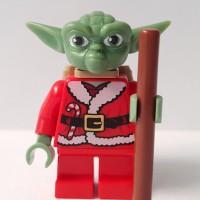 Jual Lego Minifigure Star Wars Santa Master Yoda + Asesoris Murah
