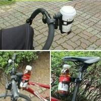 Pegangan botol (di kereta bayi , sepeda, dll)