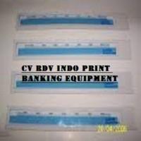 sparepart printer passbook IBM 9068  (plastik flaper/mika/mylar)