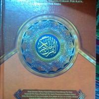 Al Quran Terjemah Dengan Tafsir Perkata Al-Mumayyaz (Besar/A4)