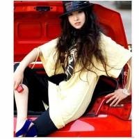 harga Dress Import Yellow Baju Wanita Import Tokopedia.com