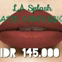 LA SPLASH Latte Confession