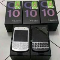 harga Blackberry Q10 New Original 100% Garansi Distributor Keypad English Tokopedia.com