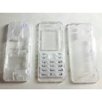 Casing Fullset Transparan untuk Nokia 130 Dual Sim