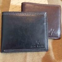 Dompet kulit asli Fashion pria | Branded Joe Vialli