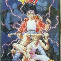 Fatal Fury SEGA Genesis / Mega Drive 16-Bits US NTSC Authentic