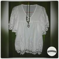 Baju Semi Kebaya & Kalung