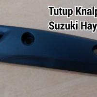 TUTUP KNALPOT SUZUKI HAYATE