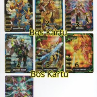 Hero of Robots - Gold Versi 7 (satuan)