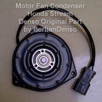 MOTOR FAN CONDENSER HONDA STREAM DENSO ORIGINAL PART