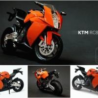 die cast 1/12 KTM RC 8 by Automaxx Premium