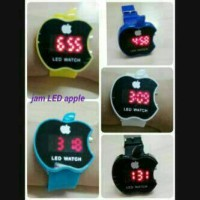 Jam Led Apple
