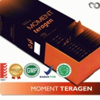 SACHET MOMENT TERAGEN - BPOM & HALAL