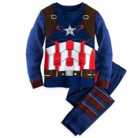 BabyGAP Pjm #8724 ~ Capt America