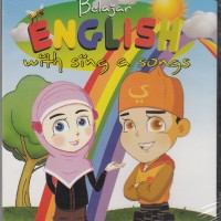 Belajar English With Sing A Songs (VCD)