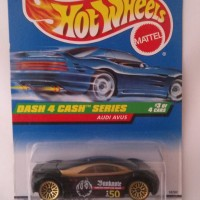 Hot wheels AUDI AVUS (made in THAILAND)