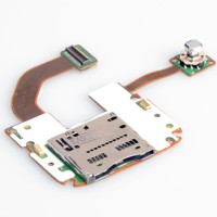 Flexibel UI Keytone (1 Set Joystick+Konektor MMC) Nokia N73/N73-ME