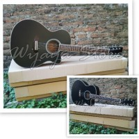 Gitar Akustik grand blackdoft jakarta