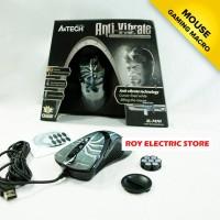 harga Mouse Gaming Macro A4tech X7 Spider Tokopedia.com