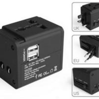 harga Avantree Universal Ac Travel Adapter & Usb Charger 2.1a Tokopedia.com