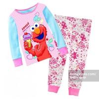 harga Baby Gap Pajamas - Elmo With Ice Cream Tokopedia.com