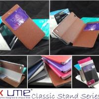 harga Flipcase Ume Classic Leather View Flip Cover Case Sony Xperia C4 /dual Tokopedia.com