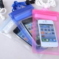 harga case waterproof tas plastik untuk hp Tokopedia.com