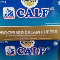 cream cheese CALF bisa dikirim keluar kota HALAL