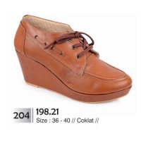 sepatu wanita sepatu casual sepatu highflat wedges boots pesta antik