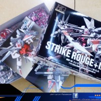 HG 1/144 Gundam Strike Rouge + IWSP