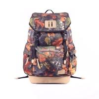 Tas Ransel GET Bromo Foliage Waterproof Backpaker and Traveler Bag