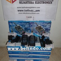 Icom M24 HT VHF Marine befindo