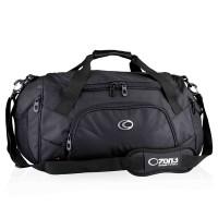 Travel Bag OZONE 307 Adventurer [HITAM]