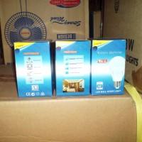 Bohlam LED Wanda Ekonomi 3 WATT Hemat Energi Cahaya Terang Sejuk lampu