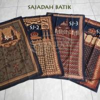 Sajadah Batik perangkat alat sholat