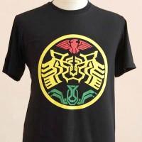 T-shirt Kaos Kamen Rider Tatoba OOO Logo