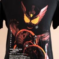 T-shirt Kaos Kamen Rider Tajadol OOO Pose