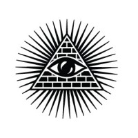 GAGA ILUMINATI - Temporary Tattoo Import